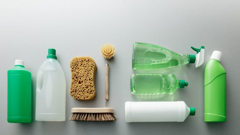 Read more about the article 7 Hacks of Green Cleaning